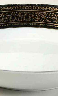 Seyei Fine China Anniversary 7018 Coupe Soup Bowl 7.5″